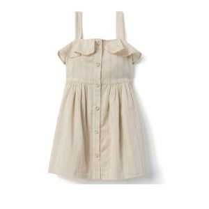 NWT Button Dress by Gymboree.